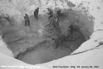 Rock foundations