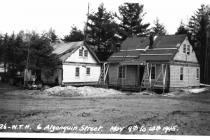 Wartime Houses on Algonquin