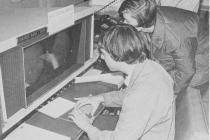CDC 6600 Control Console