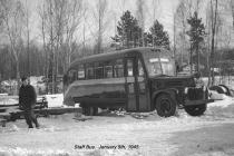 First Staff Bus