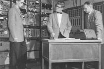 Drs. Kuehner, Bromley and Almqvist.