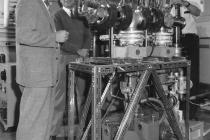 Experimental apparatus associated