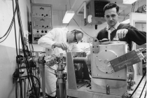 Channeling studies – 2 MeV accelerator (Eric Bogh, J.A Davies).